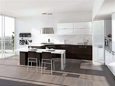 cucina soggiorno moderno cucina con soggiorno foto design mag
