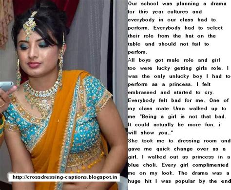 fored to feminization in india image drama princess crossdressing captions