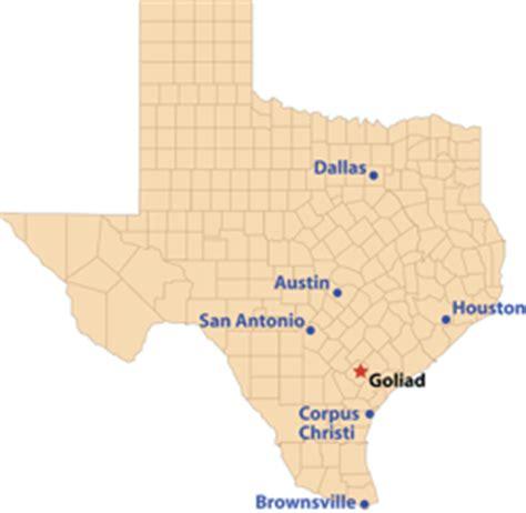 goliad texas map tpwd goliad texas paddling trails