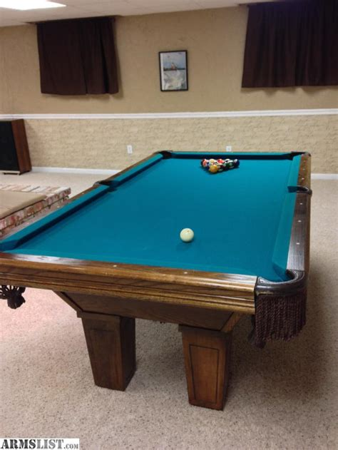 leisure bay pool table armslist for sale leisure bay pool table