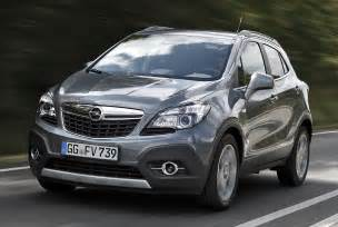 Opel It Opel Mokka X 2016 Facelift Suv Opel Opel Mokka J A
