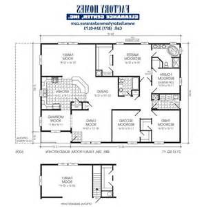triple wide modular homes floor plans triple wide floor plans photos