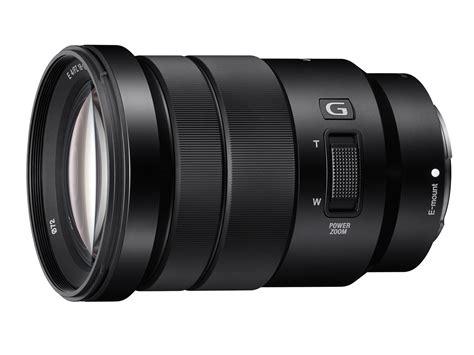 Sony Lens G Sony E Pz 18 105mm F4 G Oss Lens Announced Price Specs Release Date Where To Buy