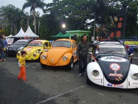 Tv Mobil Di Malang kontes slalom meriahkan the real vw gathering di malang okezone news