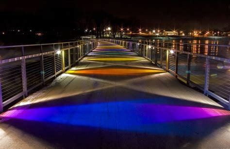 des moines lights 351 best images about bridge lighting on