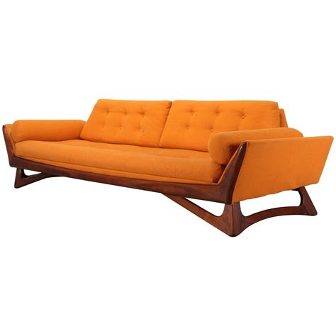 Adrian Pearsall Sofa For Craft Associates 1960 At 1stdibs