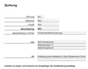 Vorlage Quittung Word Schweiz 7 Quittung Vorlage Business Template