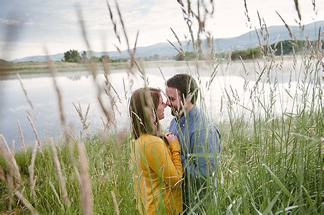 real steamboat springs, co engagement: emily & jeff