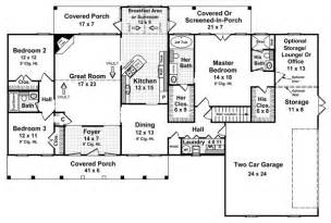 American Home Floor Plans by The All American 5878 3 Bedrooms And 3 5 Baths The