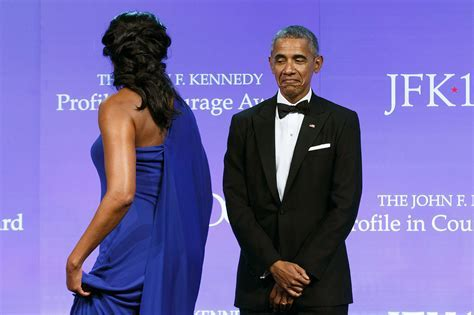 Barack Obama Surprises Wife Michelle with 25th Wedding