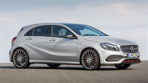 mercedes classe a mercedes a250 amg 2015 review by car magazine