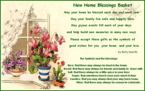 printable housewarming poem new home blessings basket with printable poem and what to