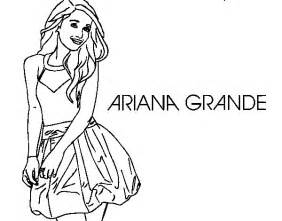 Grande Coloring Page free coloring pages of