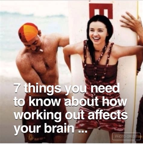7 Ways In Which Affects Your by 7 Ways Working Out Affects Your Brain Must Read Musely
