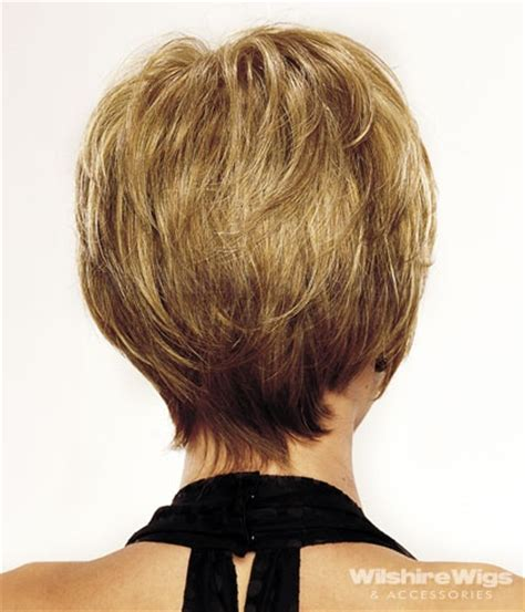 show the back view of short hair longer in front short hair long layers back view beauty short