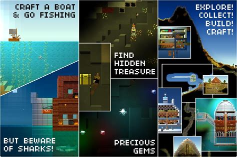 The Blockheads   Exploration, mining, crafting and