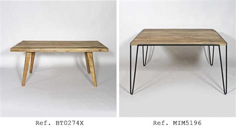 agréable Table Salle A Manger Avec Chaises #1: table-industriel-scandinave.jpg