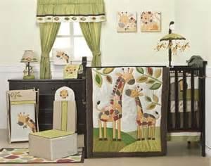 giraffe baby bedding