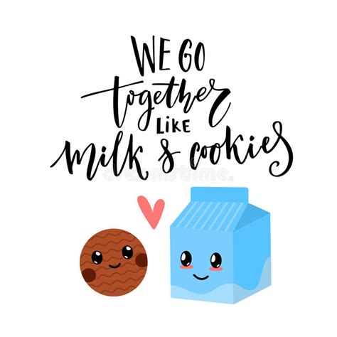 design milk valentine s day we go together like milk and cookies valentine s day card