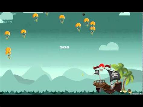 tutorial android games 2d pirate boat 2d game android youtube
