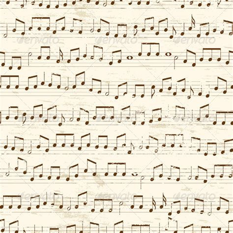 musical notes paper pattern 187 tinkytyler org stock