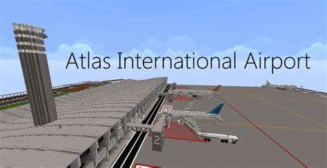 Atlas Internship Mba by Atlas International Airport Minecraft Project