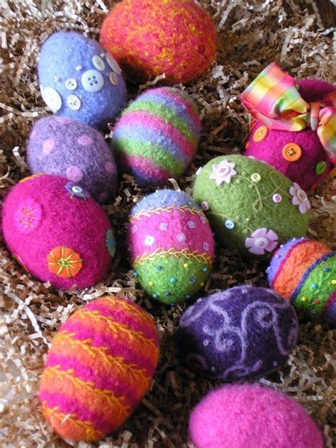 felt egg pattern pattern booklet a knit felt wool eggs pattern