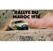 Citro&235n CX 1976 Rallye Du Maroc