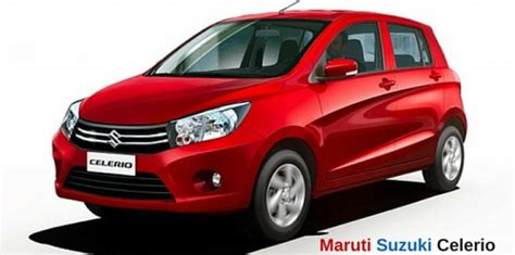 Maruti Suzuki Company History Maruti Suzuki Concerned About The Sales Of The Celerio