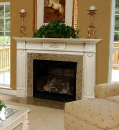 fancy fireplace mantel ideas design indoor plant