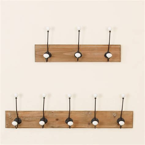 contemporary coat hooks contemporary ceramic ceasar coat hook board selection by
