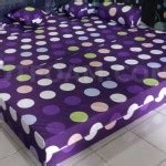 Kasur Busa Inoac Murah Ukuran 200x180x20 sofa bed inoac polkadot ungu buble dtfoam