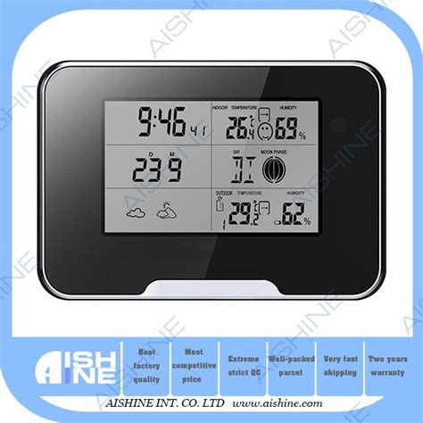hd 1080p wi fi weather station nanny mini