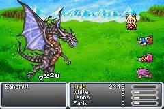 final fantasy v: solo white mage