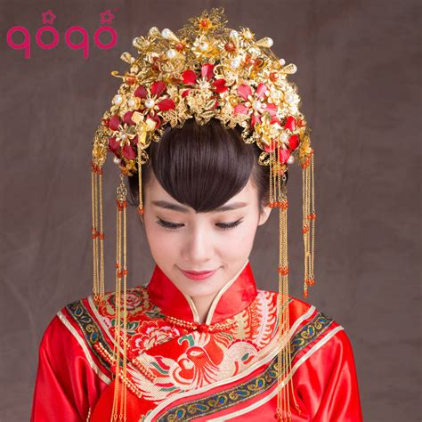 Headpiece Hiasan 2 vintage style classical jewelry traditional bridal headdress wedding hair accessory