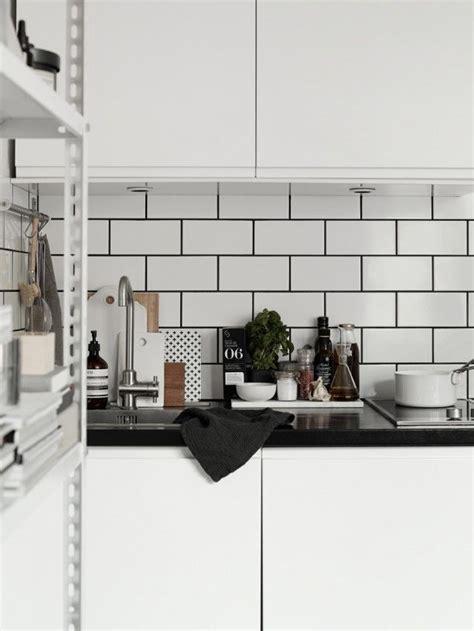 black tiles kitchen indelink com 54 best images about metro tiles on pinterest topps