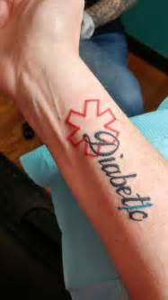 t1d tattoo 25 b 228 sta diabetes id 233 erna p 229 type 1