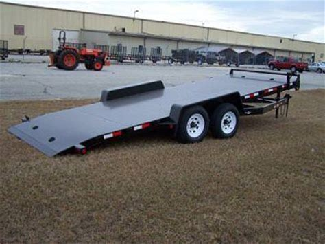 Dump Bed Trailer Down To Earth Trailers