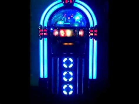 led lights for jukebox console jukebox with 7 color led lighting youtube