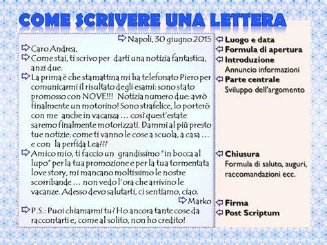 come scrivere una lettere la lettera personale la lettera 232 una comunicazione