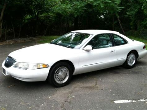 how to sell used cars 1997 lincoln mark viii electronic throttle control sell used 1997 lincoln mark viii lsc sedan 2 door 4 6l in hackensack new jersey united states
