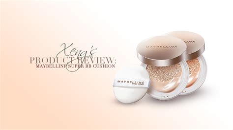 Maybelline Bb Cushion Indonesia product review maybelline bb cushion calyxta