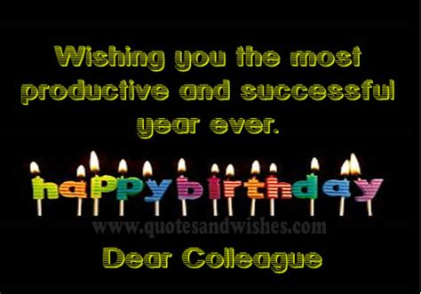 Birthday Quotes For A Colleague Belated Birthday Quotes For Colleagues Quotesgram