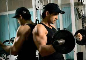 hrithik roshan s workouts and diet muscle world