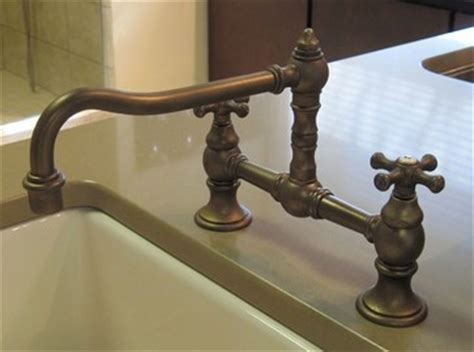 farmhouse kitchen faucet kitchen faucet in a farmhouse style showroom