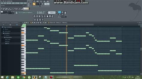 tutorial piano fl studio alan walker fade easy piano tutorial with fl studio 12