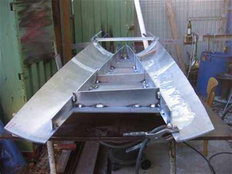 aluminium boot stralen aluriverboat de wir bauen ein aluminium flu 223 boot we