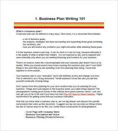 Business Plan Free Templates Free Business Plan Template Business Plan Template