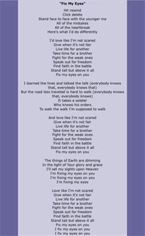 fix my eyes printable lyrics eyes wide open by sabrina carpenter part 2 lyrics