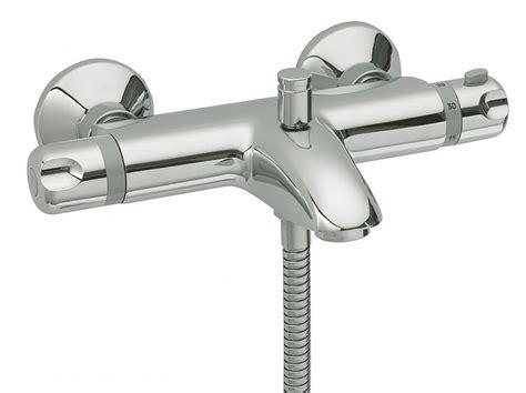 tre mercati thermostatic wall mounted bath shower mixer